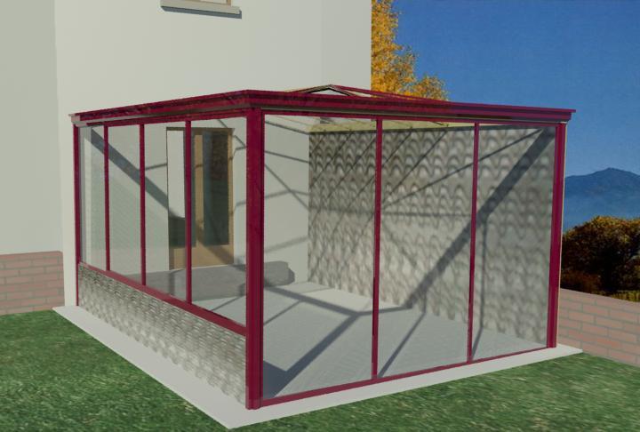 V randa vos d clarations pr alables de travaux et permis for Faut il un permis de construire pour une veranda
